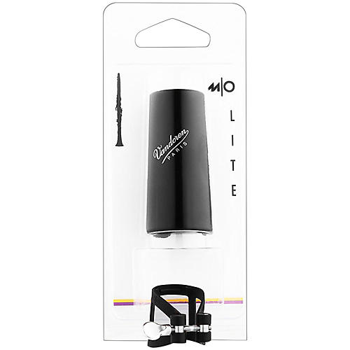 Vandoren M|O LITE Bb Clarinet Ligature and Cap