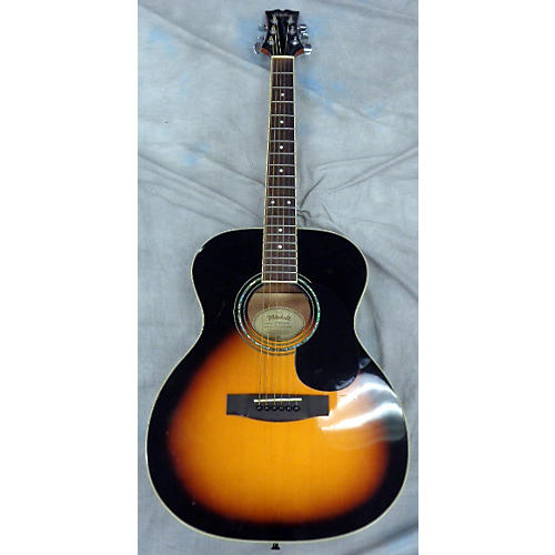 Mitchell MO100S Acoustic Guitar-thumbnail