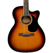 MO120CESB Acoustic-Electric Cutaway Vintage Sunburst