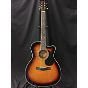Mitchell MO120CESB Acoustic Electric Guitar
