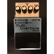 Boss MO2 Multi Overtone Effect Pedal