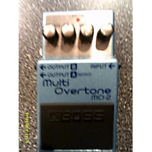Boss MO2 Multi Overtone Effect Pedal