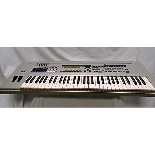 Yamaha MO6 61 Key Keyboard Workstation-thumbnail