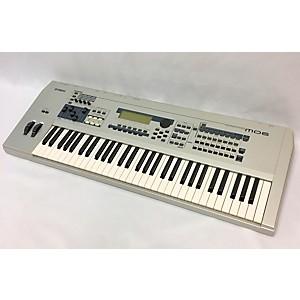 Pre-owned Yamaha MO6 61 Key Keyboard Workstation by Yamaha