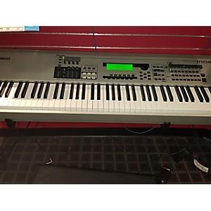 Pre-owned Yamaha MO8 88 Key Keyboard Workstation