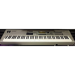 Pre-owned Yamaha MO8 88 Key Keyboard Workstation by Yamaha