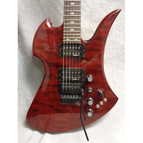 B.C. Rich MOCKINGBIRD MK3 Solid Body Electric Guitar-thumbnail