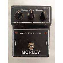 Morley MOD-AER Analog Echo Reverb 18v Effect Pedal