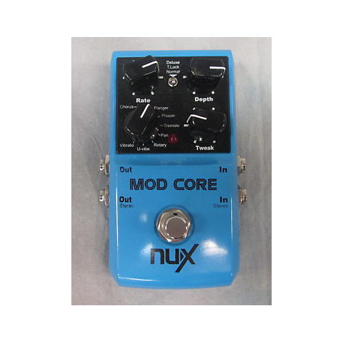 In Store Used MOD CORE Effect Pedal
