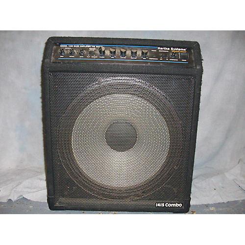 Hartke MODEL 1400 140W BASS AMP Bass Combo Amp-thumbnail
