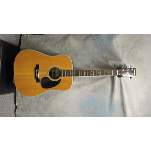 Montaya MODEL 145 Acoustic Guitar-thumbnail