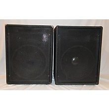 Sunn MODEL 6 M PAIR Unpowered Speaker