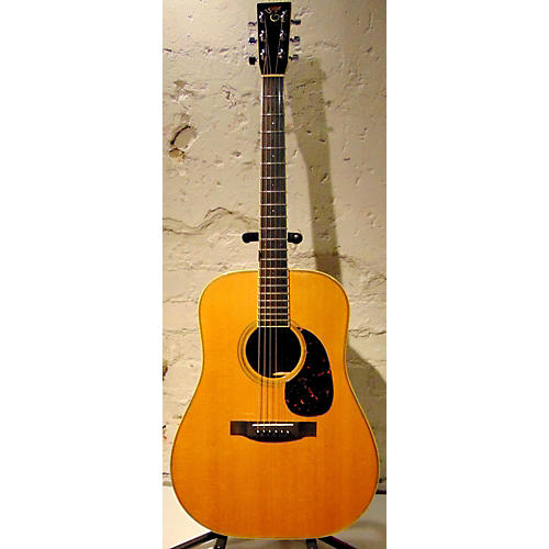 Santa Cruz MODEL D 14 FRET Acoustic Guitar