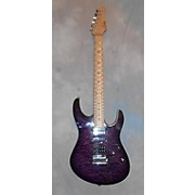 Suhr MODERN W BLOWER SWITCH QUILT TOP Solid Body Electric Guitar