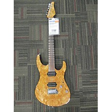 Suhr MODERN WATERFALL BURL Solid Body Electric Guitar