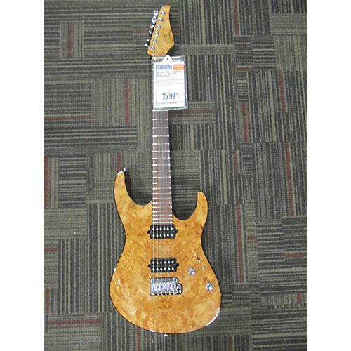 Suhr MODERN WATERFALL BURL Solid Body Electric Guitar-thumbnail