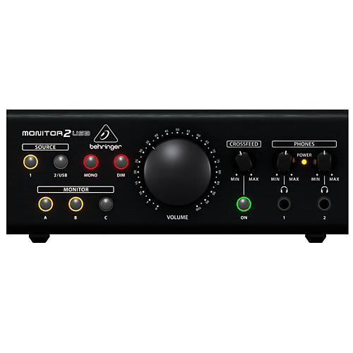 Behringer MONITOR2USB Monitoring Controller-thumbnail