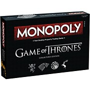 USAOPOLY MONOPOLY: Game of Thrones Collector's Edition