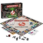 USAOPOLY MONOPOLY: Ghostbusters Edition