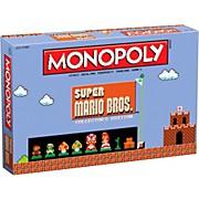 USAOPOLY MONOPOLY: Super Mario Bros. Collector's Edition