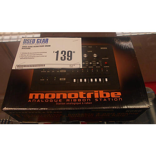 Korg MONOTRIBE Drum Machine