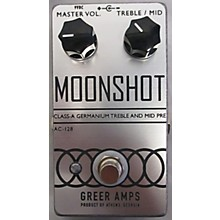 Greer Amplification MOONSHOT Effect Pedal