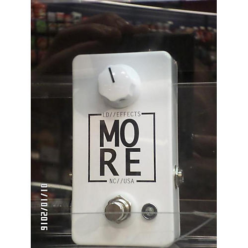 In Store Used MORE Effect Pedal