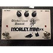 Morley MORLEY MAN FX DISTORTION BOOST Effect Pedal