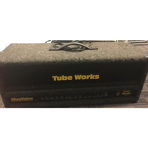 Tubeworks MOS VALVE RT2100ES Solid State Guitar Amp Head-thumbnail