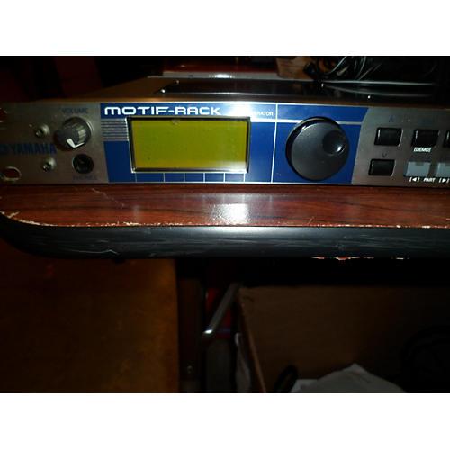 Yamaha MOTIF RACK Synthesizer