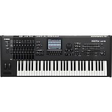 Yamaha MOTIF XF6 61-Key Music Production Synthesizer