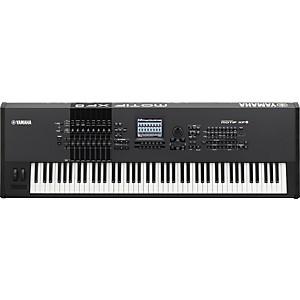 Yamaha MOTIF XF8 88 Key Music Production Synthesizer