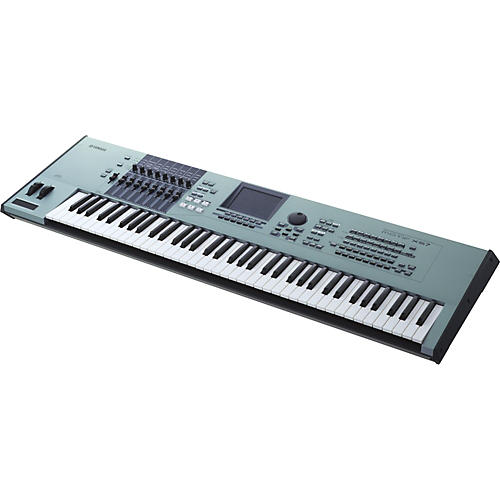 Yamaha MOTIF XS7 Music Production Synthesizer Workstation Keyboard
