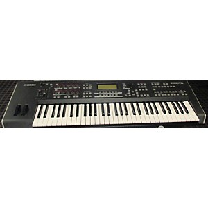 Pre-owned Yamaha MOX6 61 Key Keyboard Workstation