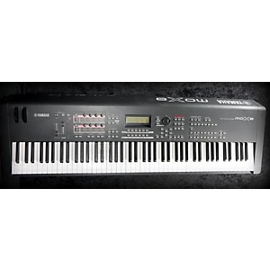 Pre-owned Yamaha MOX8 88 Key Keyboard Workstation by Yamaha