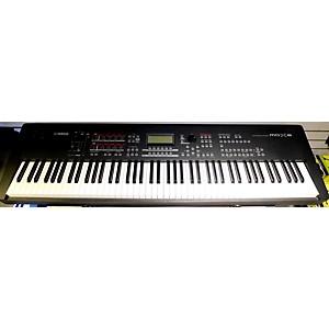 Pre-owned Yamaha MOX8 88 Key Keyboard Workstation