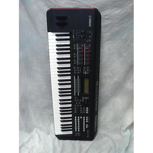 Yamaha MOXF6 61 Key Keyboard Workstation-thumbnail