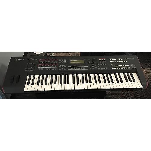 Yamaha MOXF6 61 Key Keyboard Workstation