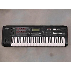 Pre-owned Yamaha MOXF6 61 Key Keyboard Workstation by Yamaha
