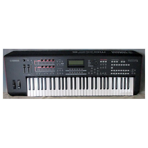 Yamaha Moxf6 Workstation Keyboard : used yamaha moxf6 61 key keyboard workstation guitar center ~ Hamham.info Haus und Dekorationen