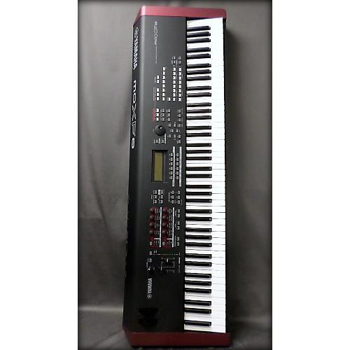 Yamaha MOXF8 88 Key Keyboard Workstation