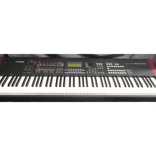 used yamaha moxf8 88 key keyboard workstation guitar center
