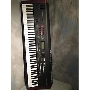 Pre-owned Yamaha MOXF8 88 Key Keyboard Workstation