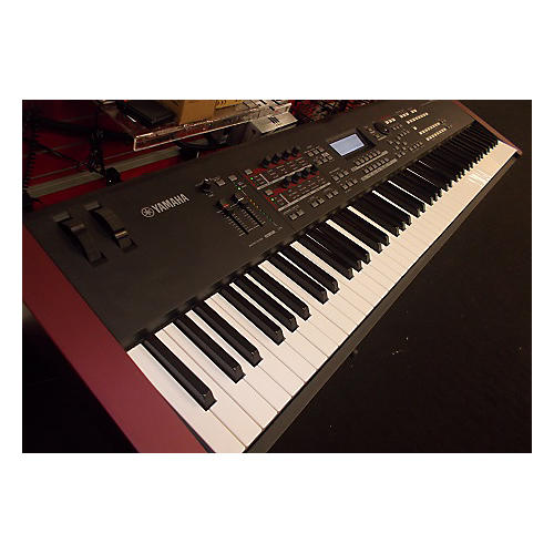 Keyboard Or Workstation : used yamaha moxf8 88 key keyboard workstation guitar center ~ Russianpoet.info Haus und Dekorationen