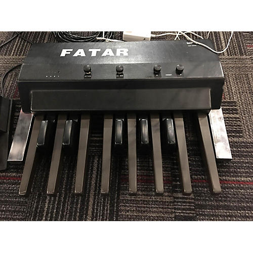 Fatar MP-1 MIDI Utility
