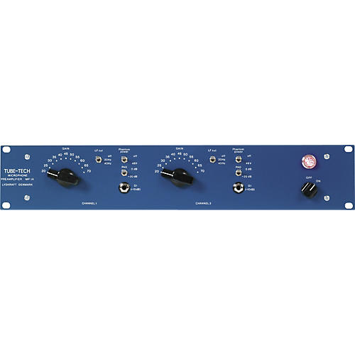 Tube-Tech MP 1A Microphone Preamplifier-thumbnail