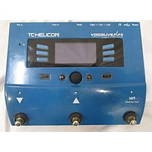 TC Helicon MP-76 Vocal Processor