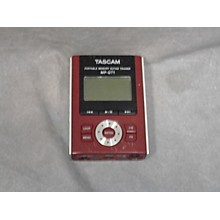 Tascam MP-GT1 Portable Audio Player