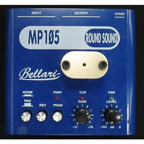 Bellari MP105 ROUND SOUND Microphone Preamp-thumbnail