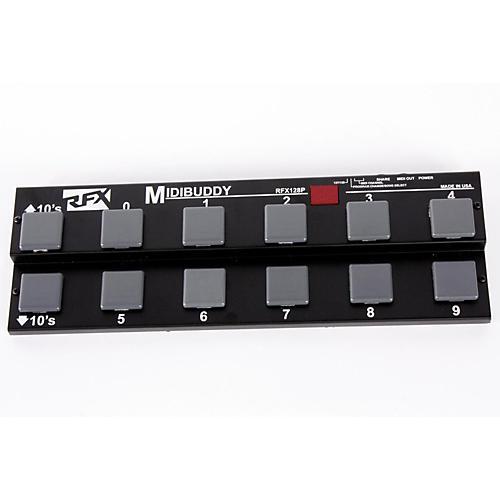 Rolls MP128 MIDI Buddy Pedal  888365144511
